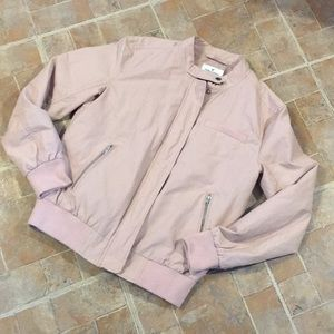 American Eagle pleather jacket size women's small